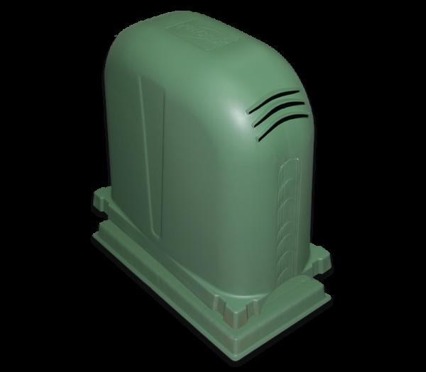 Polyslab Pump and Base