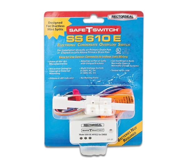 Safe-T-Switch® SS610E